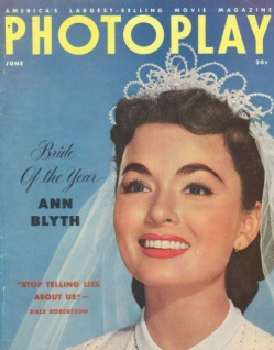Photoplay June 1953 Ann Blyth