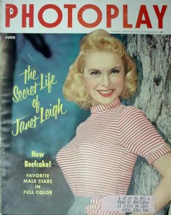 Photoplay June 1954 Janet Leigh