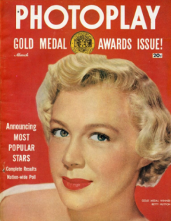Photoplay March 1951 Betty Hutton