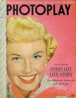 Photoplay March 1952 Doris Day