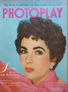 Photoplay May 1952 Elizabeth Taylor