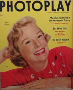 Photoplay May 1954 Allyson