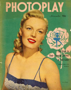 Photoplay November 1949 June Haver