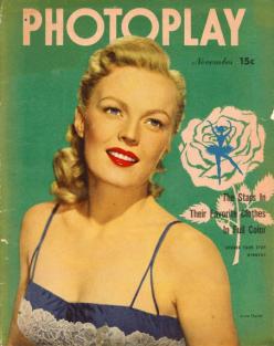 Photoplay November 1949 June Haver