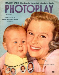 Photoplay November 1951 June Allyson