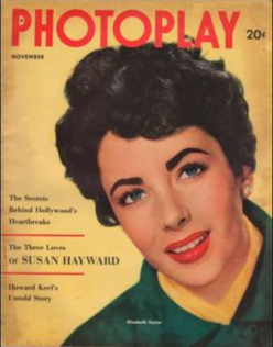 Photoplay November 1952 Elizabneth Taylor