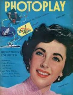 Photoplay October 1950 Elizabeth