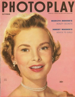 Photoplay October 1953 Janet Leigh