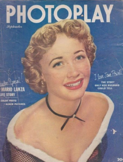 Photoplay September 1951 Jane Powell