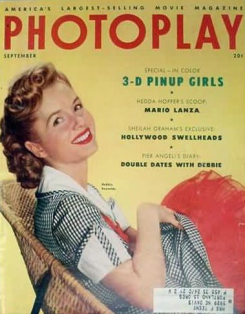 Photoplay September 1953 Debbie Reynolds