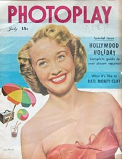 Photoplay July 1949 Jane Powell