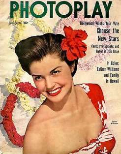 Photoplay August 1950 Esther