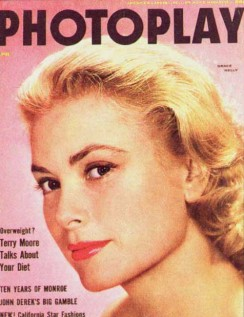Photoplay April 1955 Grace kelly
