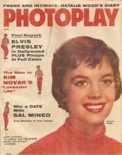 Photoplay December 1956 wood