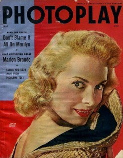 Photoplay January 1955 leigh