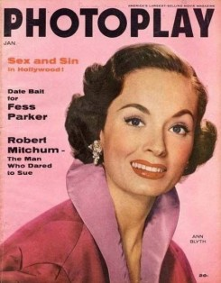 Photoplay january 1956 ann blyth
