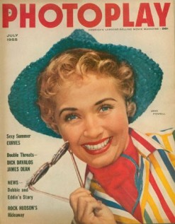 Photoplay July 1955 Jane Powell