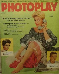 Photoplay June 1956 Kim Novak