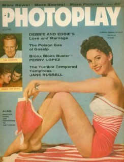 Photoplay June 1956 Natalie