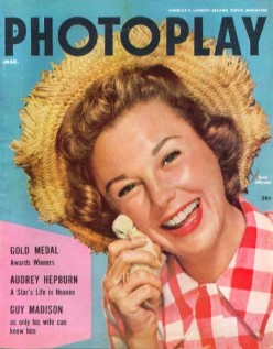Photoplay March 1955 Allyson