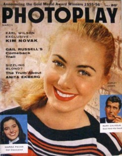 Photoplay March 1956 Shirley Jones
