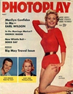 Photoplay May 1956 Gaynor