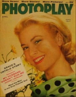 Photoplay May 1956 Grace kelly