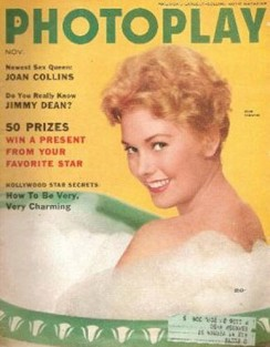 photoplay november 1955 kim novk