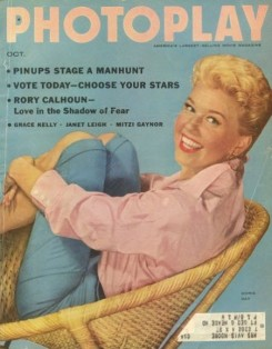 Photoplay Oct 1955 doris day