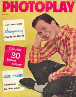 Photoplay April 1958 Pat Boone