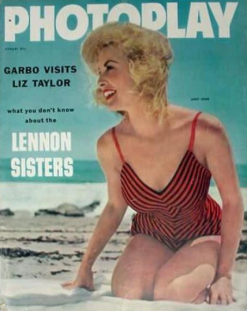 Photoplay August 1958 Janet Leigh