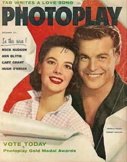 Photoplay Dec 1957 Natalie Robert Wagner