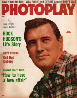 Photoplay FEB 1957 Rock