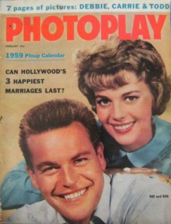 Photoplay Feb 1959 Natalie Wood Robert Wagner