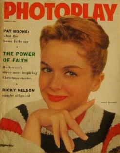 Photoplay Jan 1958 Debbie Reynolds