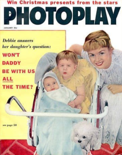 Photoplay January 1959 Debbie Reynolds