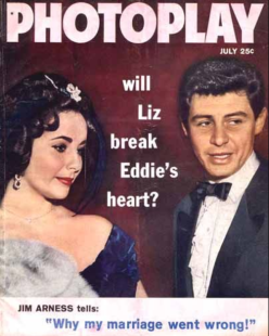 Photoplay July 1959 Liz Taylor Eddie Fisher