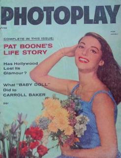 Photoplay June 1957 Pier Angeli