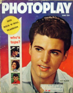 Photoplay June 1959 Ricky Nelson