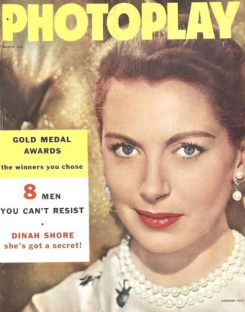 Photoplay March 1958 Debroah Kerr