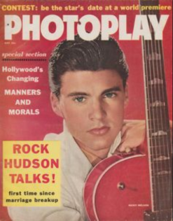 Photoplay May 1958 Ricky Nelson