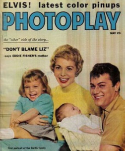 Photoplay May 1959 Tony Curtis