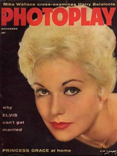 Photoplay Nov 1957 Kim Novak