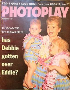 Photoplay Nov 1959 Debbie reynolds