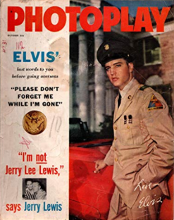 Photoplay Oct 1958 Elvis