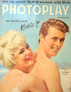 Photoplay Sep 1959 sandra dee byrnes