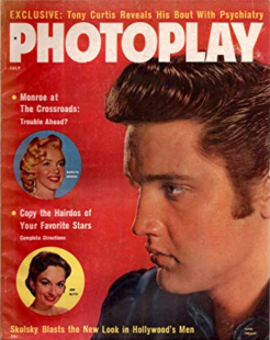 Photoplay july 1957 Elivis