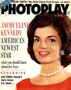 Photoplay 1961 Jackie kennedy