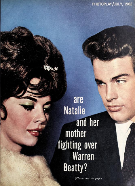 Photoplay July 1962 warren natalie
